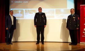 Timo Gayr trat nicht mehr für das Amt des zweiten Kommandanten an.